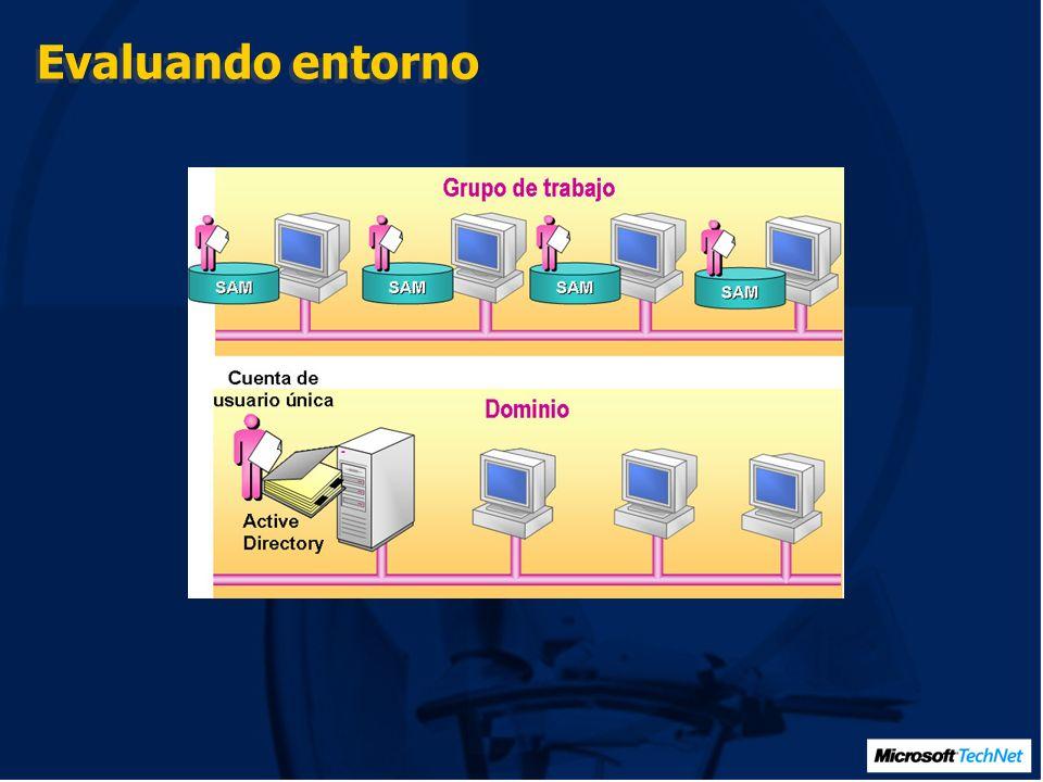 Protección de trabajo en red Esta sección ofrece información detallada sobre las tecnologías de protección de la red incluidas en Windows XP Service Pack 2.