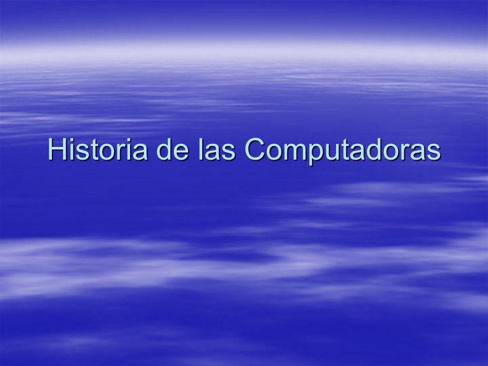 Universidad de SonoraArquitectura de Computadoras2 El hombre contra la máquina El 12/11/1945, se organizó una competencia entre el soroban (ábaco japonés) y la calculadora electrónica.