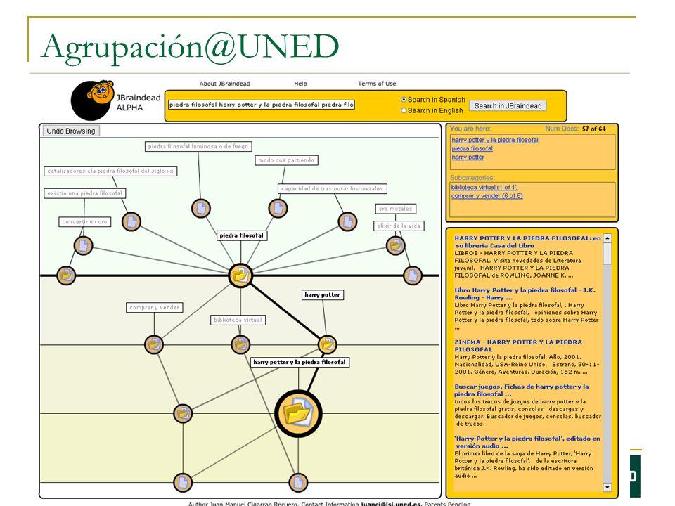 Agrupación@UNED
