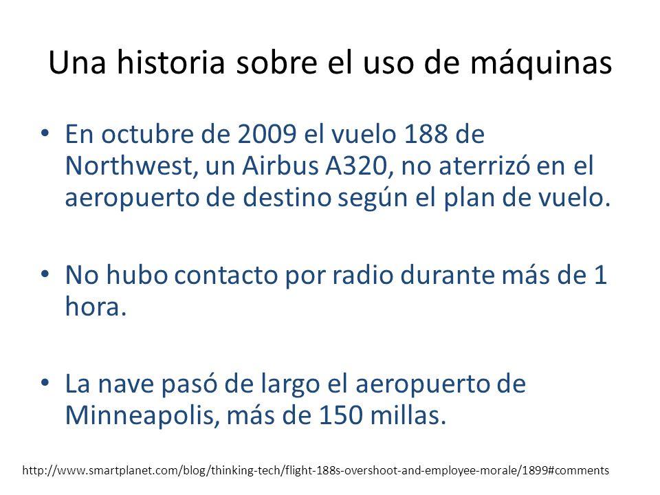 En octubre de 2009 el vuelo 188 de Northwest, un Airbus A320, no aterrizó en el aeropuerto de destino según el plan de vuelo. No hubo contacto por rad