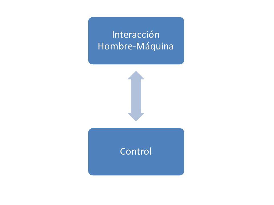 Interacción Hombre-Máquina Control