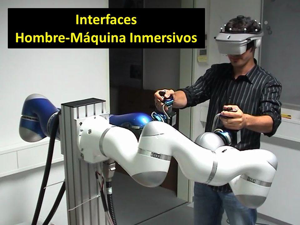 Interfaces Hombre-Máquina Inmersivos