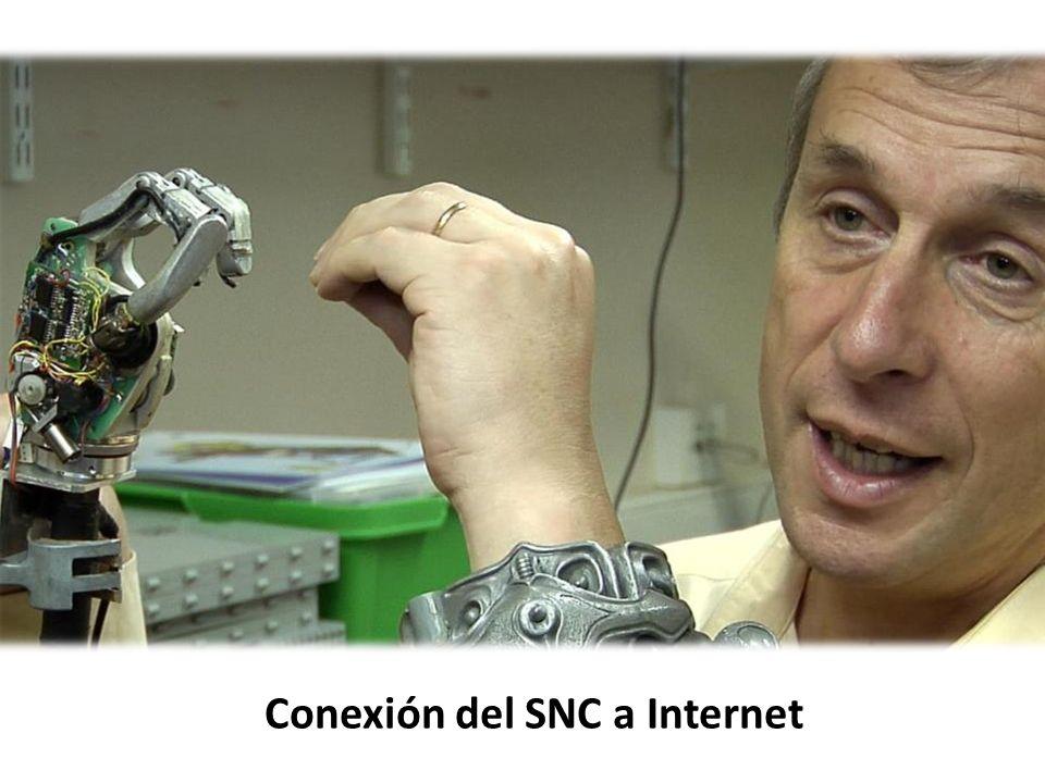 Conexión del SNC a Internet
