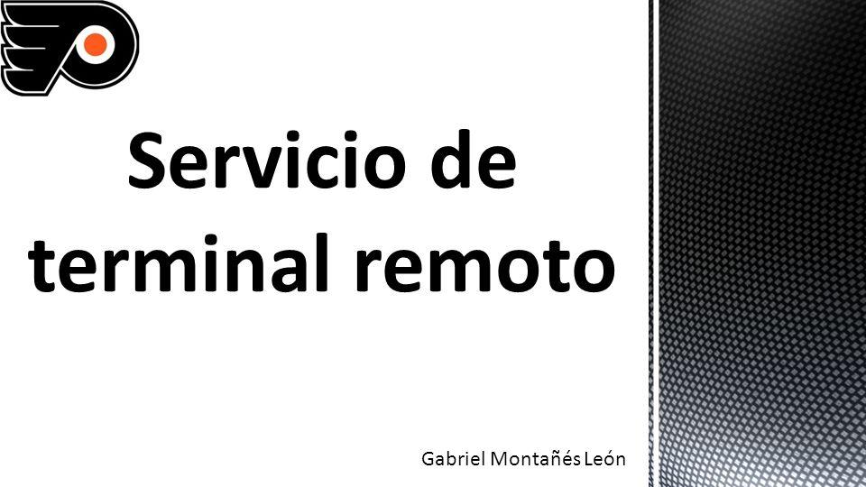 Telnet (TELecommunication NETwork) es el nombre de un protocolo de red a otra máquina para manejarla remotamente como si estuviéramos sentados delante de ella.