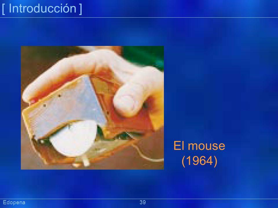El mouse (1964) [ Introducción ] Präsentat ion Edopena 39