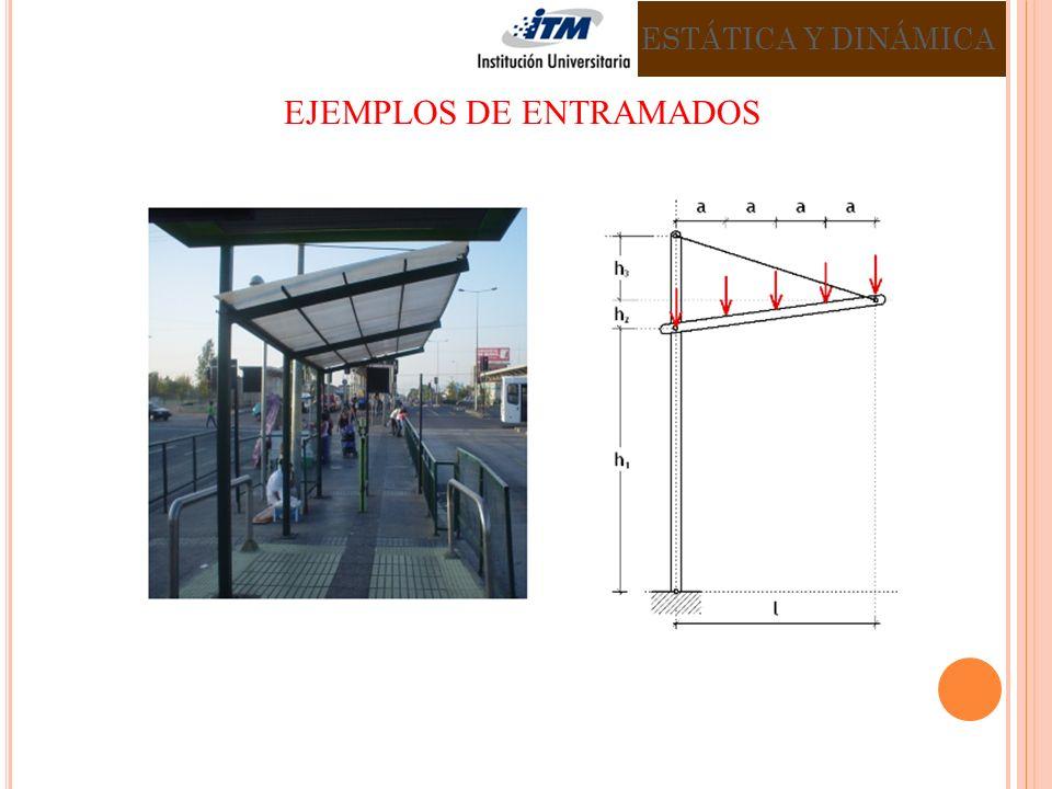 EJEMPLOS DE ENTRAMADOS