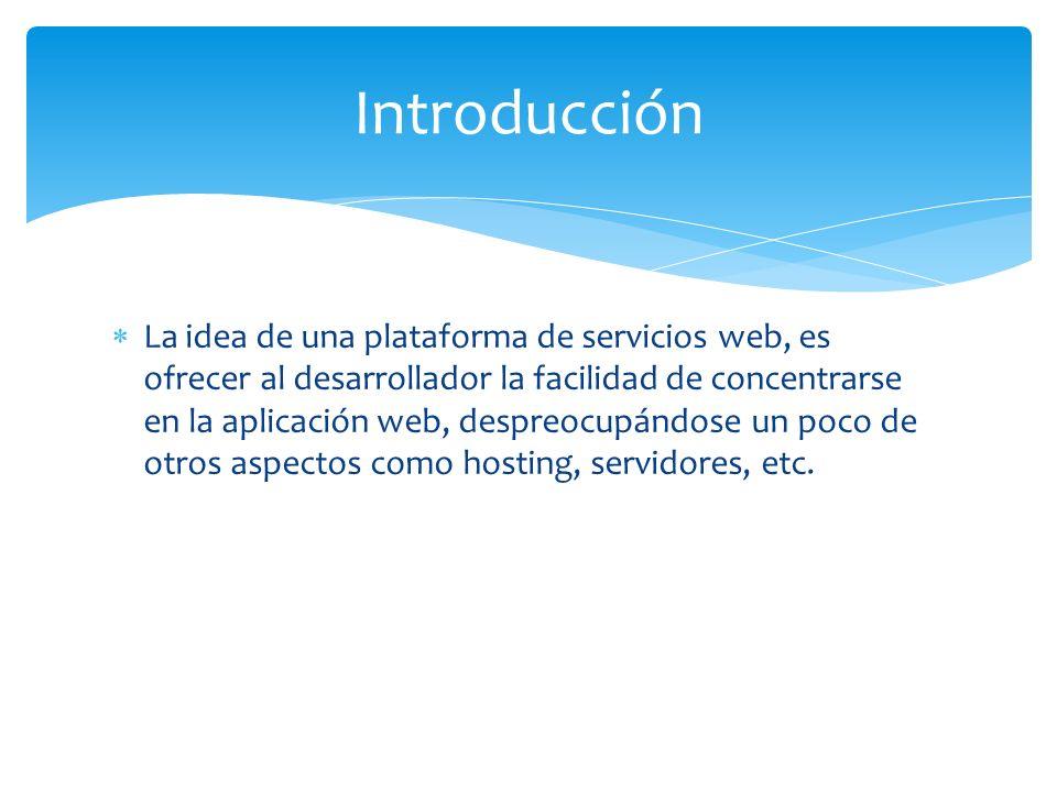 Windows Azure es una plataforma de servicios web que fue anunciada en el 2008 y comercializada hasta el 2010.[1] En alto nivel podemos decir que Windows Azure funciona para correr aplicaciones y almacenar información en la nube.