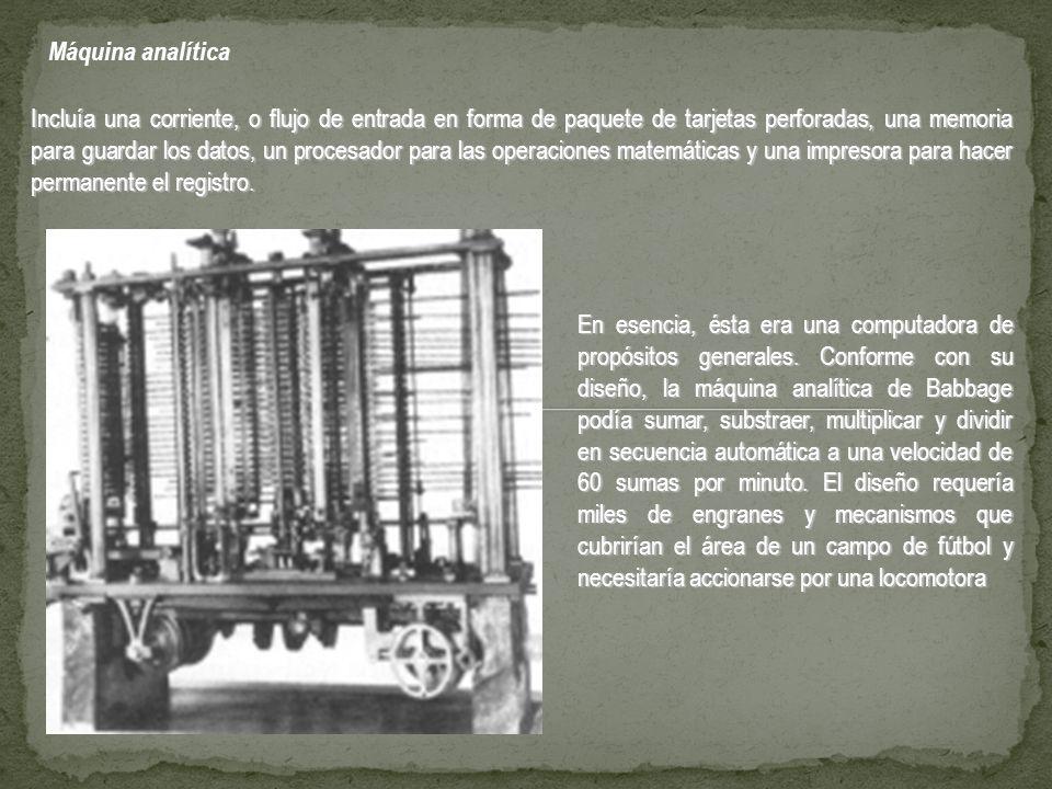 El telar de tejido, inventado en 1801 por el Francés Joseph-Marie Jackard (1753-1834), usado todavía en la actualidad, se controla por medio de tarjetas perforadas.