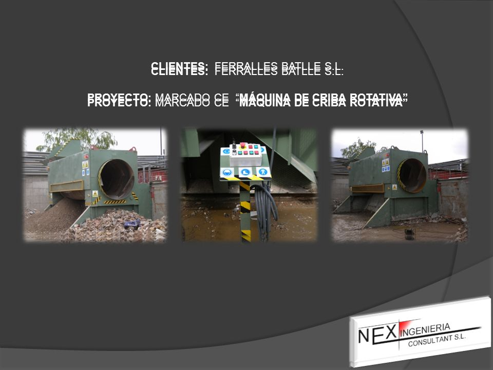 CLIENTES: FERRALLES BATLLE S.L.
