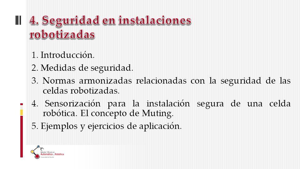 1.Introducción. 2. Medidas de seguridad. 3.