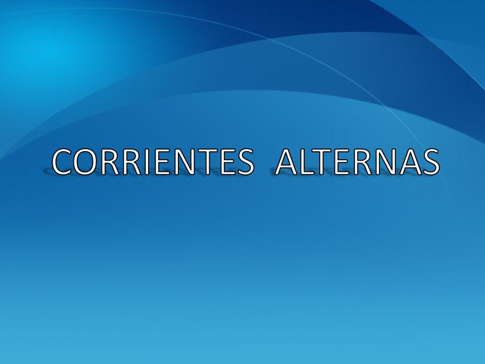 Se denomina corriente alterna (abreviada CA en español y AC en inglés, de Altern Current) a la corriente eléctrica en la que la magnitud y dirección varían cíclicamente.corriente eléctrica