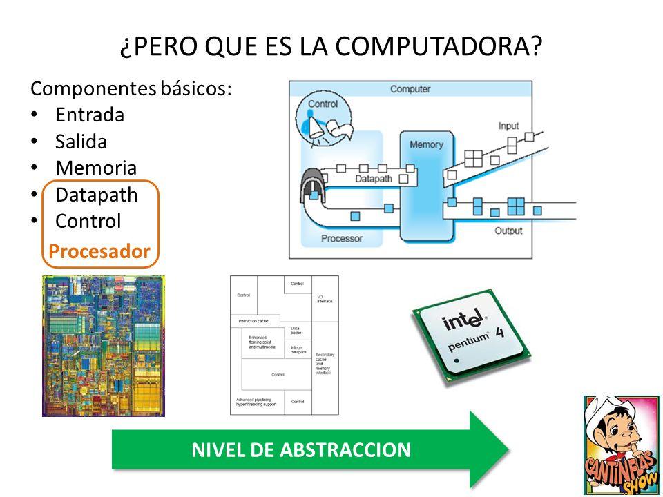 NIVELES DE ABSTRACCION AplicaciónLenguaje de Alto NivelSistema Operativo / Compilador Gestión de memoria, Ficheros, I/O, Compilación, ensamblado, enlazado.