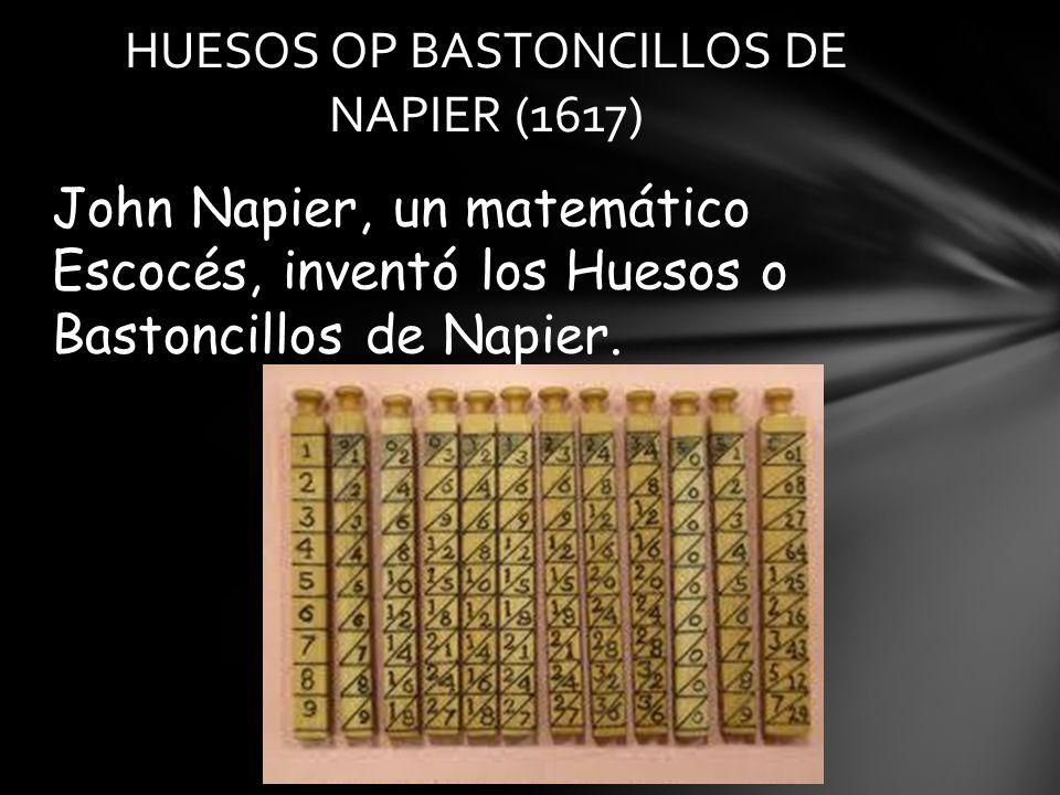 Blaise Pascal fue un matemático francés que nació en el 1623.