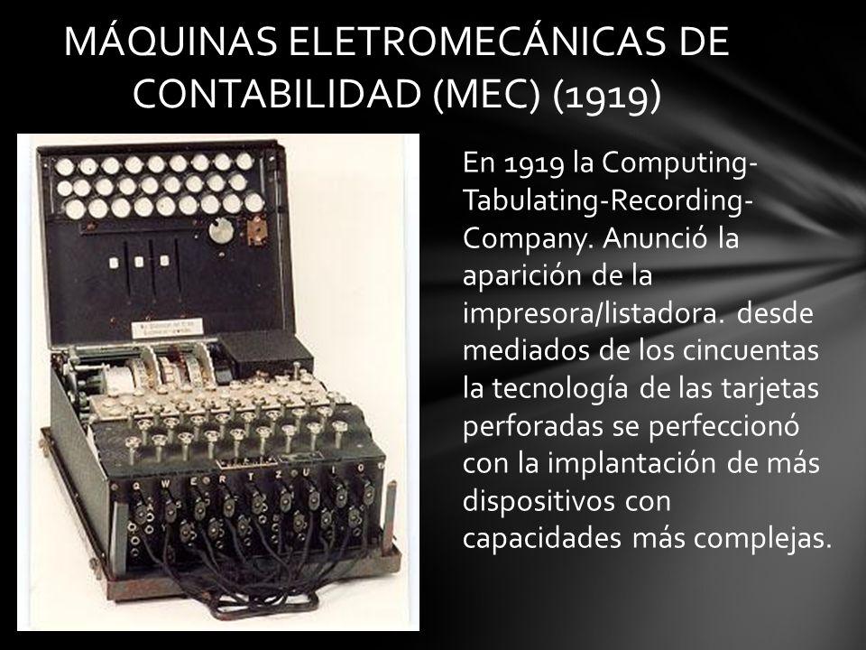 El lenguaje COBOL (acrónimo de COmmon Business -Oriented Language, Lenguaje Común Orientado a Negocios) fue creado en el año 1959 con el objetivo de crear un lenguaje de programación universal que pudiera ser usado en cualquier ordenador, COBOL (1960)