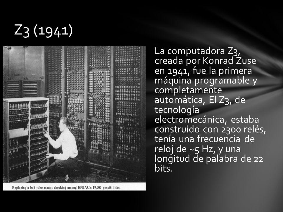 El IBM Automatic Sequence Controlled Calculator (ASCC), más conocido como Harvard Mark I o Mark I, fue el primer ordenador electromecánico, construido en la Universidad de Harvard por Howard H.