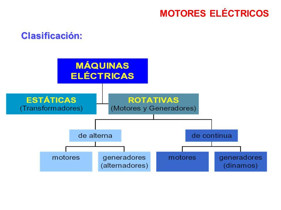 Clasificación: MOTORES ELÉCTRICOS