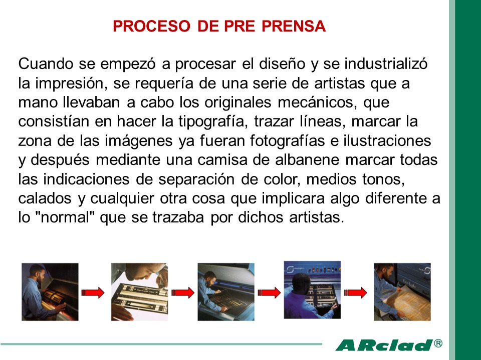 PROCESO CONVENCIONAL / DIGITAL DEL FOTOPOLÍMERO (FLEXO-LETTER PRESS)