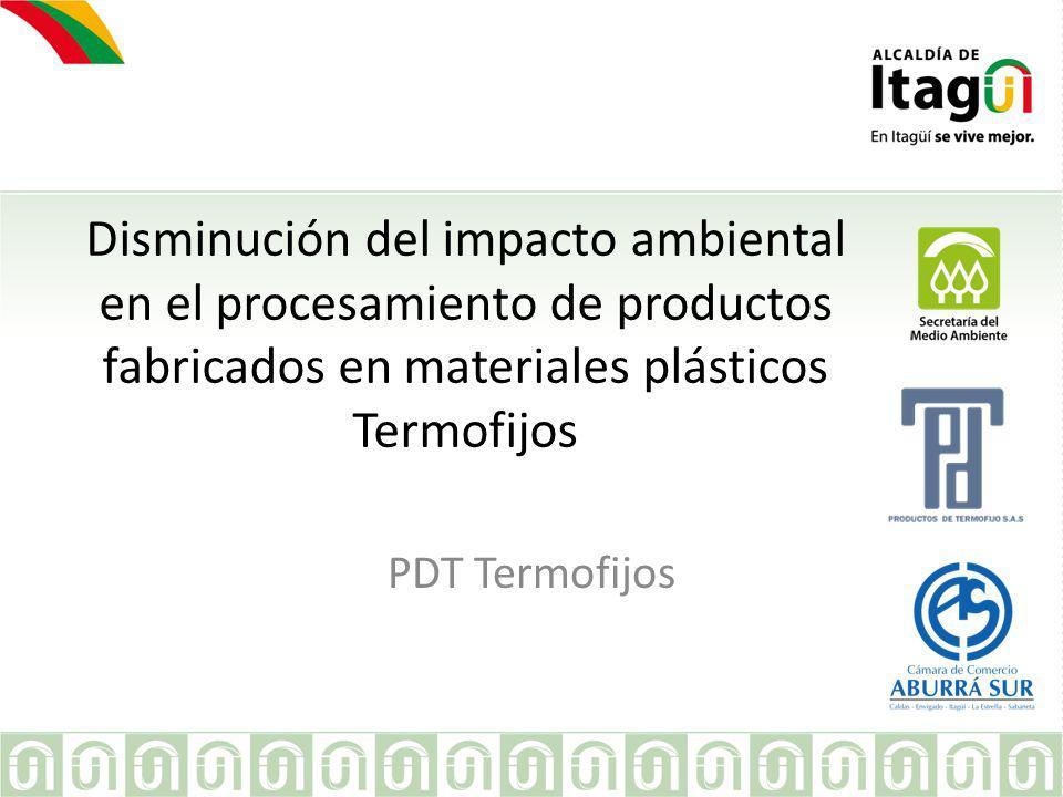 Nuestra empresa PDT Productos de Termofijo S.A.S se fundó el 10 de mayo del 2005 en la ciudad de Medellín.