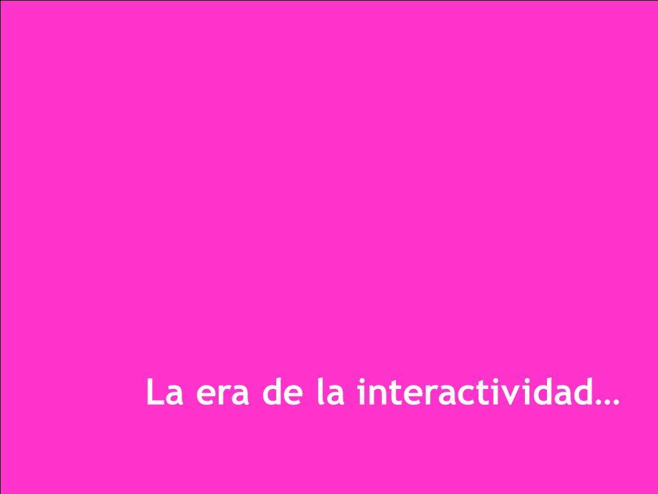 z La era de la interactividad…