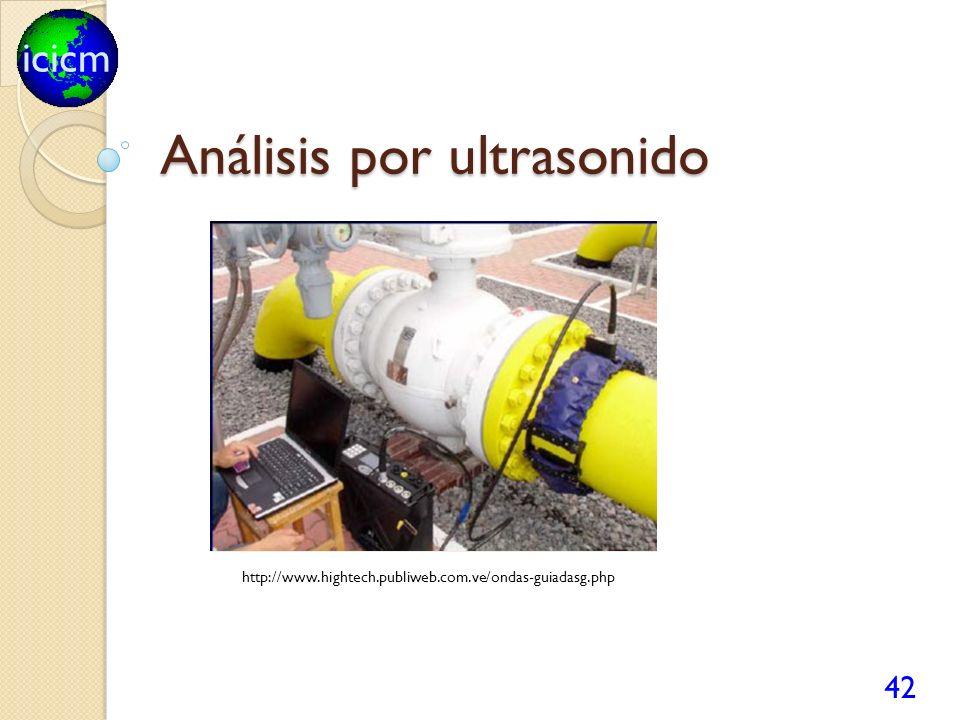 icicm Análisis por ultrasonido 42 http://www.hightech.publiweb.com.ve/ondas-guiadasg.php