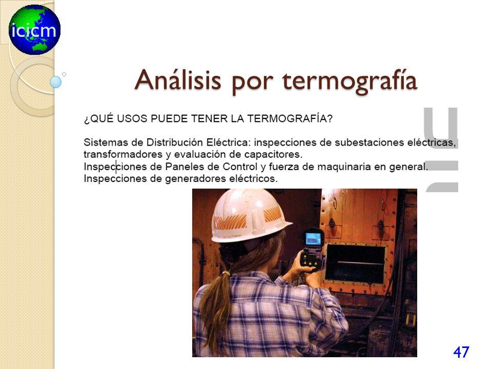 icicm Análisis por termografía 47