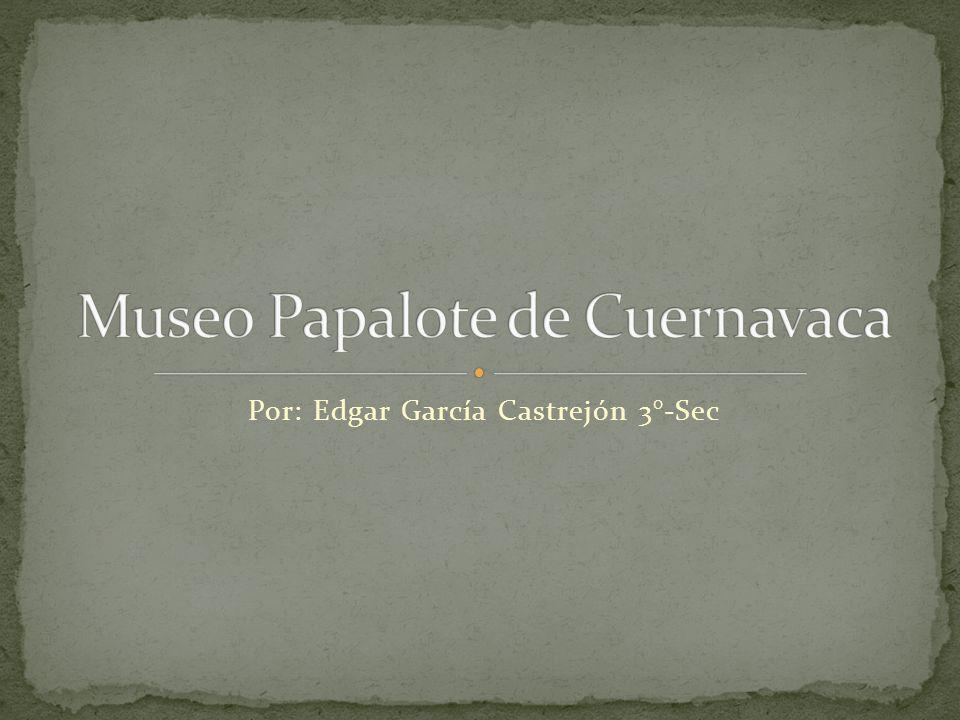 Por: Edgar García Castrejón 3°-Sec