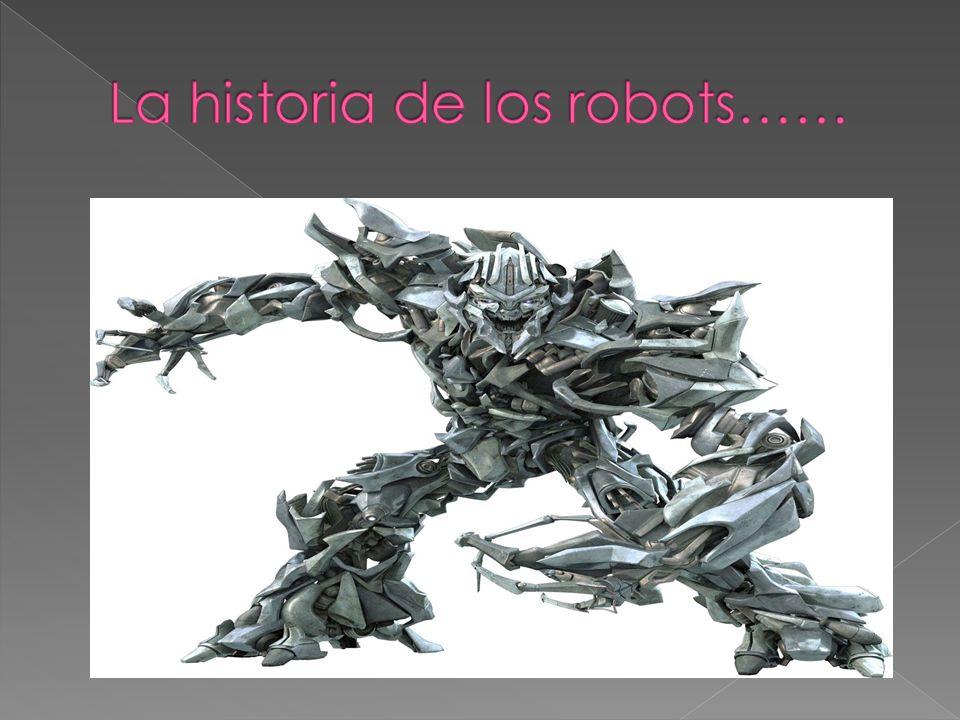 Un robot es una máquina controlada por ordenador y programada para moverse, manipular objetos y realizar trabajos a la vez que interacciona con su entorno.