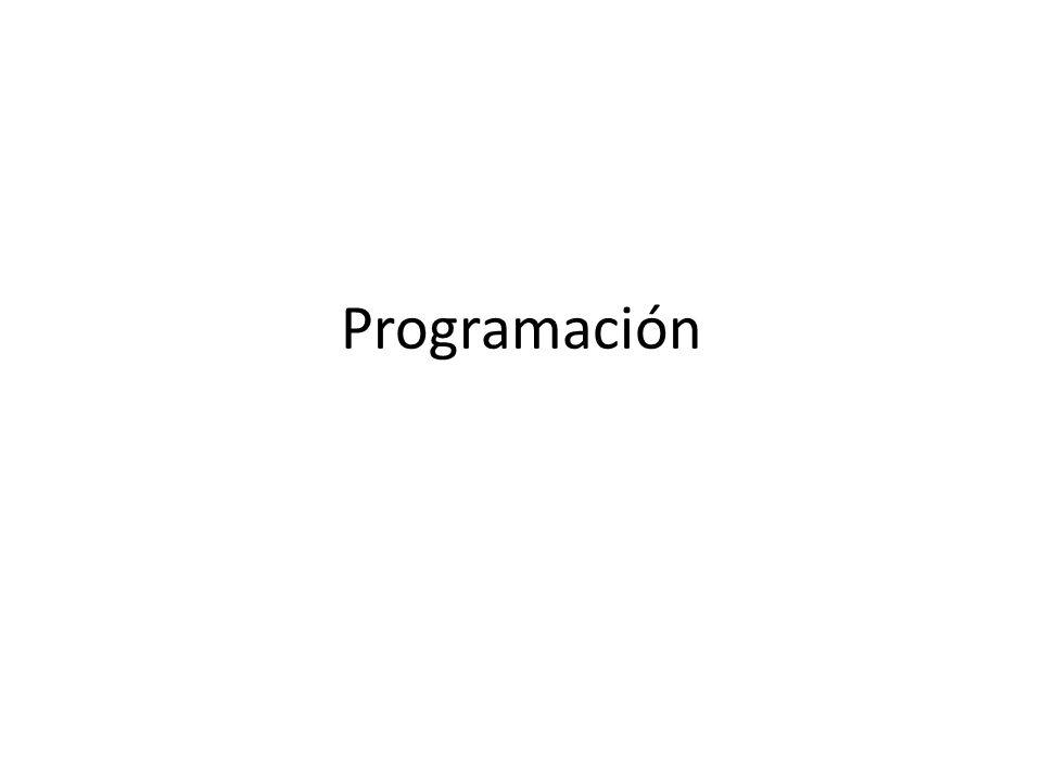 Lenguaje de Programación ¿Qué es un lenguaje de programación.
