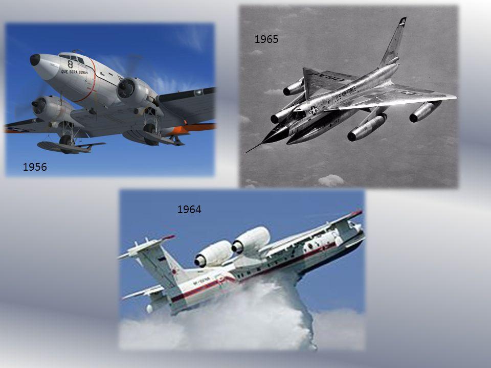 1956 1965 1964