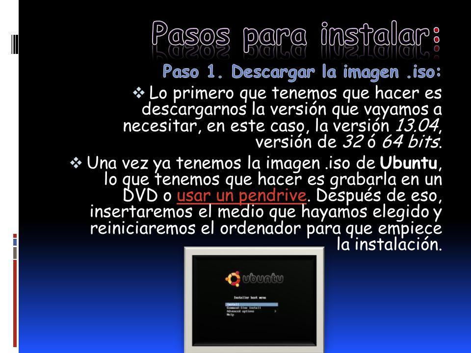 Ubuntu es un sistema operativo desarrollado por la comunidad que es perfecto para laptops, computadoras de escritorio y servidores.