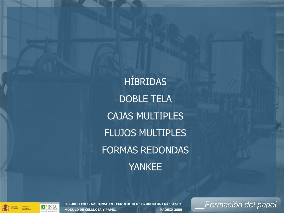 HÍBRIDAS DOBLE TELA CAJAS MULTIPLES FLUJOS MULTIPLES FORMAS REDONDAS YANKEE -