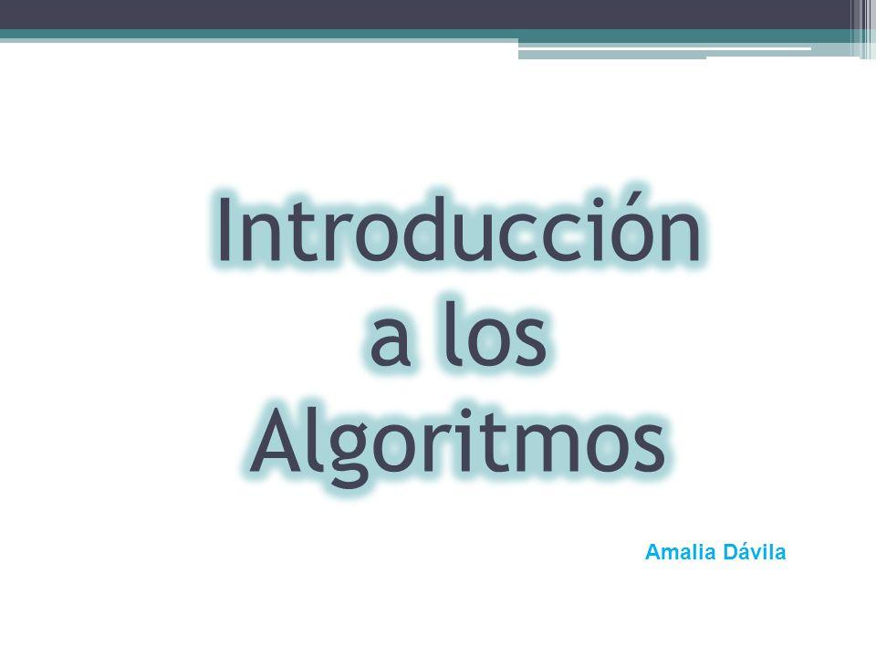Algoritmo - Programa Máquina debe ejecutar una tarea.