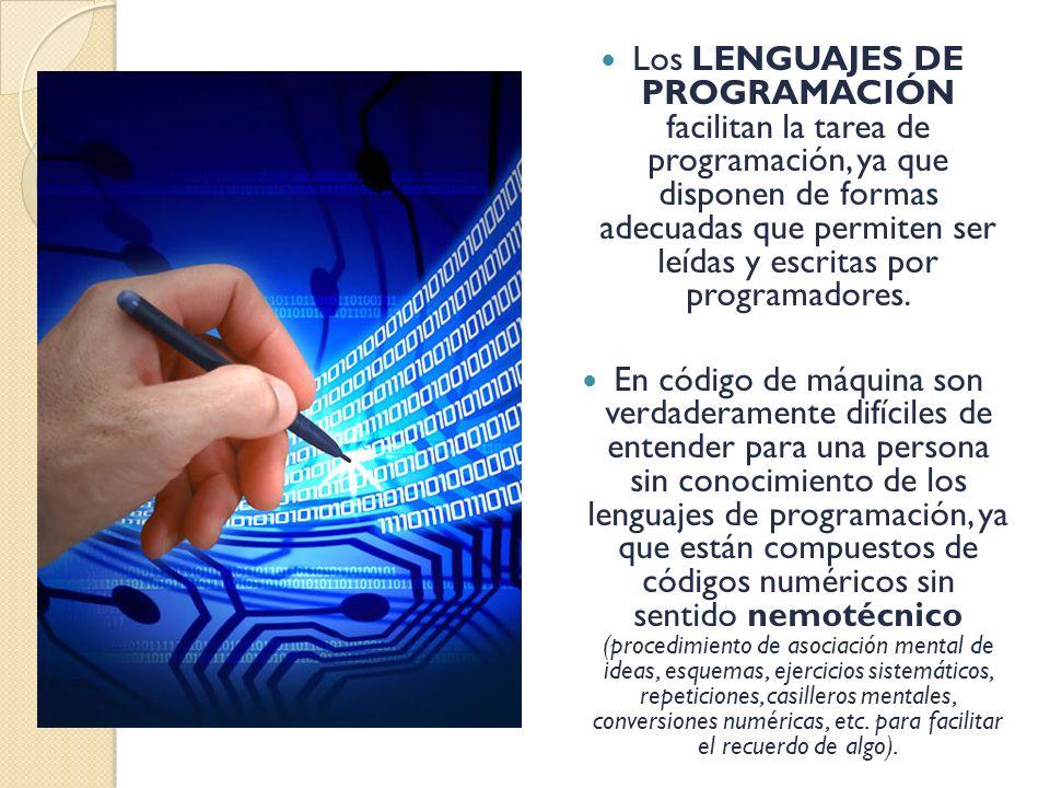 Hay lenguajes de programación que utilizan COMPILADOR que es un programa informático que traduce un programa escrito en lenguaje de programación a otro programa de programación que la máquina sea capaz de interpretar La ejecución de un programa con compilador requiere de dos etapas: 1) Traducir el programa simbólico a código máquina 2) Ejecución y procesamiento de los datos.