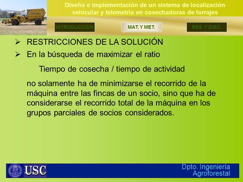 Diseño e implementación de un sistema de localización vehicular y telemetría en cosechadoras de forrajes Dpto.