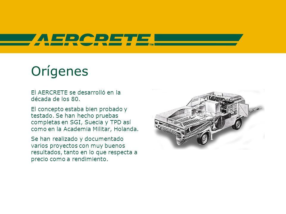 AERCRETE FC - Campos de aplicación AERCRETE FC para muchas otras cosas Embarcaderos, casas e industrias flotantes Muelles Muros para aislamiento acústico Piscinas Arte Etc.