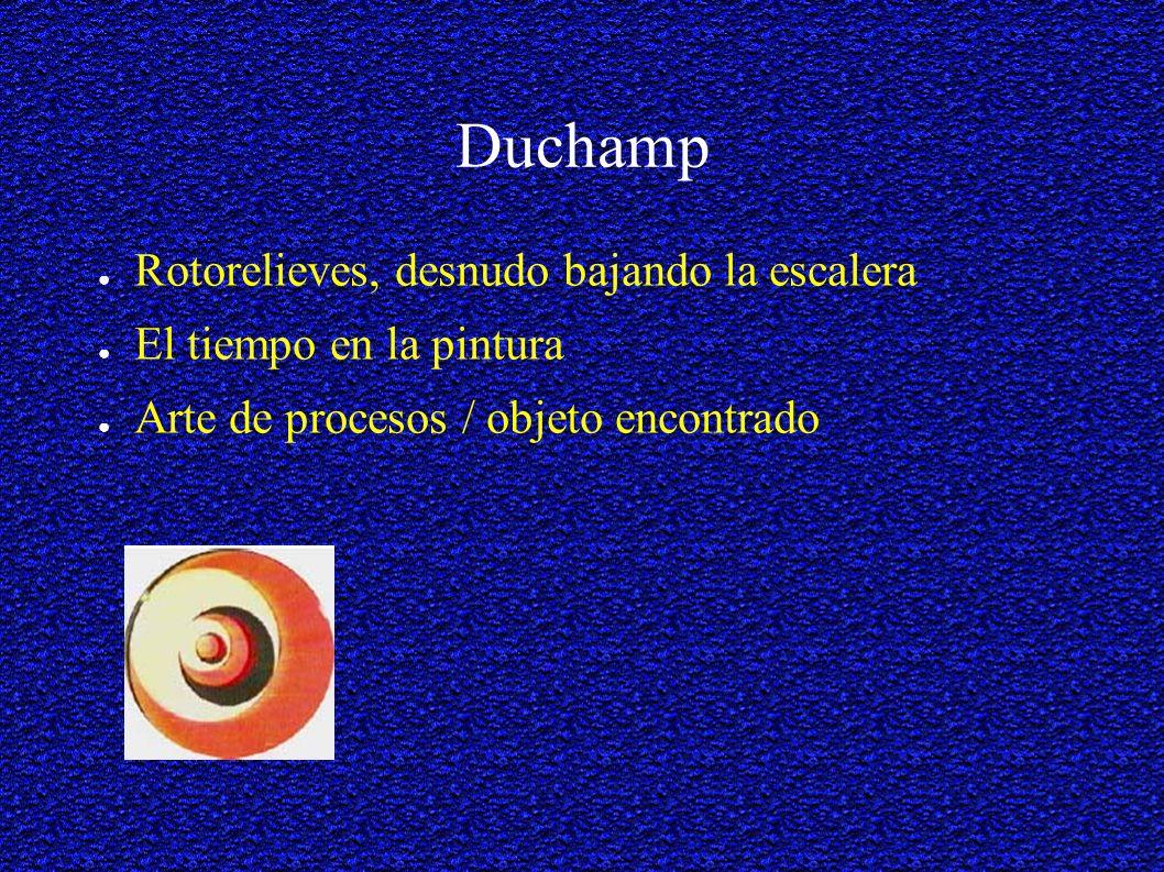 Duchamp Rotorelieves, desnudo bajando la escalera El tiempo en la pintura Arte de procesos / objeto encontrado