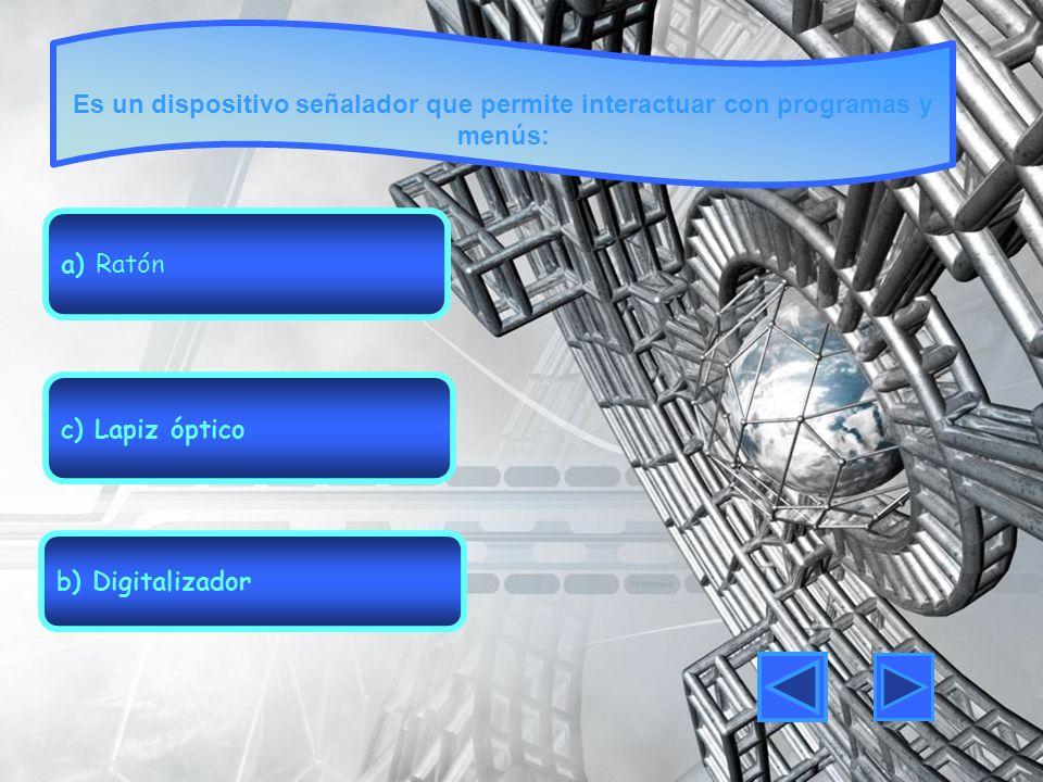 Es el modelo automático precursor de la computadora actual: a) Máquina de Diferencias b) Mark I c) Máquina Analítica