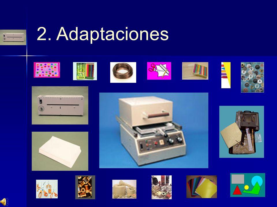 2. Adaptaciones