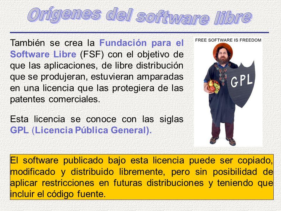 El software publicado bajo esta licencia puede ser copiado, modificado y distribuido libremente, pero sin posibilidad de aplicar restricciones en futu
