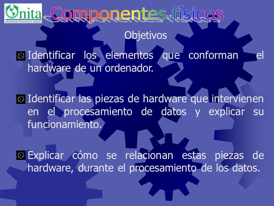 ¿Qué es un ordenador? Una máquina o dispositivo físico programable, que se utiliza para tratar o procesar información. ¿Cuál es la principal caracterí