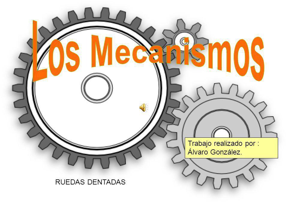 A: Transmisión por poleas : en estos mecanismos una correa conduce ambas ruedas.