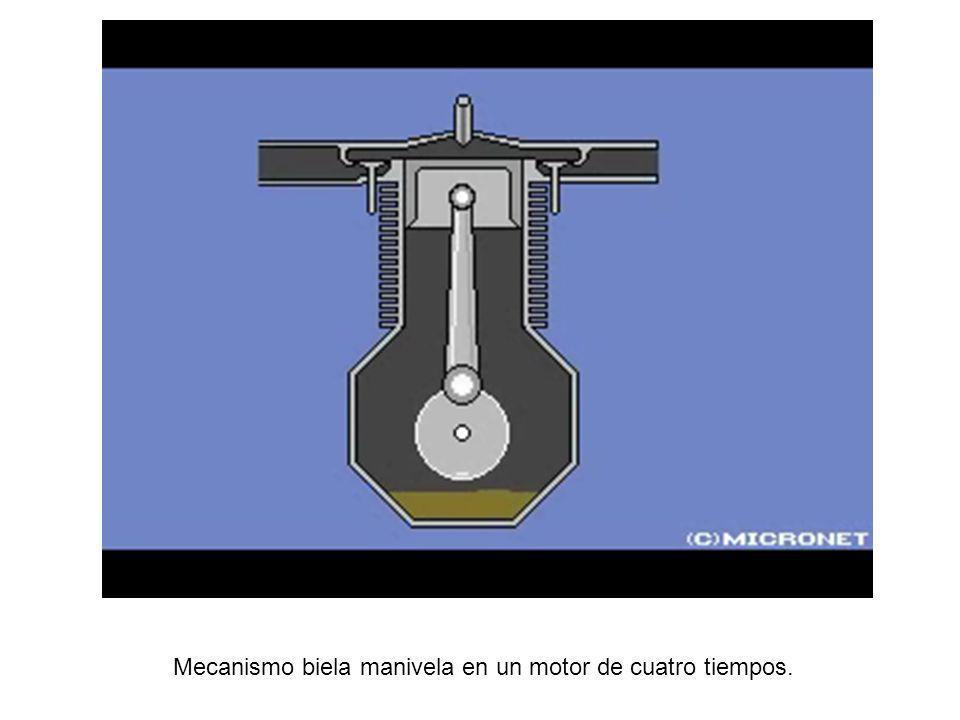 A : Piñón cremallera: operador formado por una barra dentada y una rueda dentada, el módulo ha de ser el mismo. Sirve para transformar el movimiento r