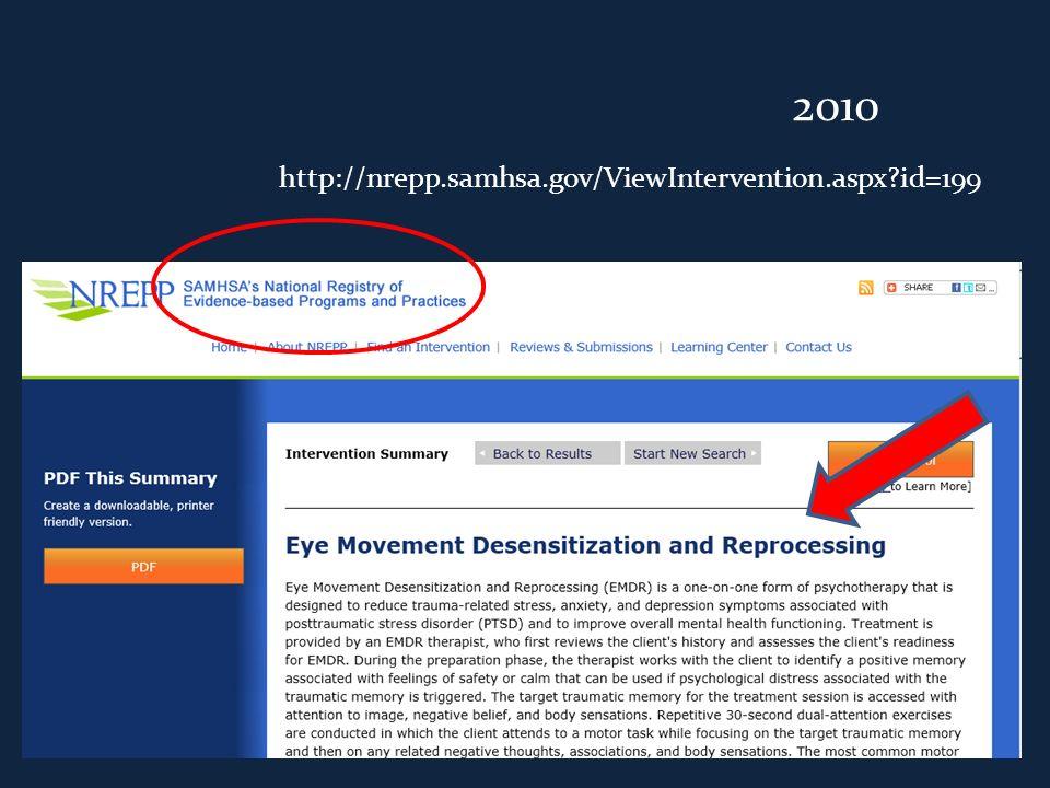 http://nrepp.samhsa.gov/ViewIntervention.aspx?id=199 2010