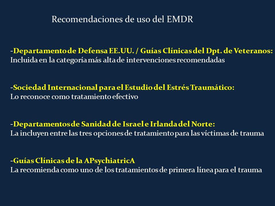 9 1 clínico y consultor: José Ángel López 1 1 16 En negro: formados en EMDR Niveles I y II A Sep 2012 La información actualizada se puede encontrar en la web de la Asociación EMDR-España Profesionales en Canarias: