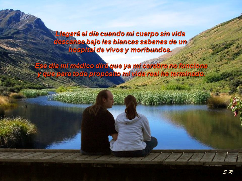 Robert N. Test Para que me recuerdes ~ Voy a vivir por siempre To Remember Me - I will live forever Música Yanni ~ In the morning light http://www.jou