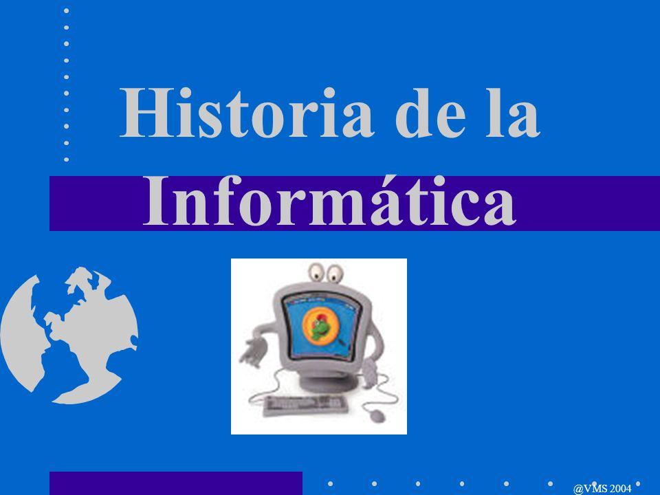 Historia de la Informática @VMS 2004