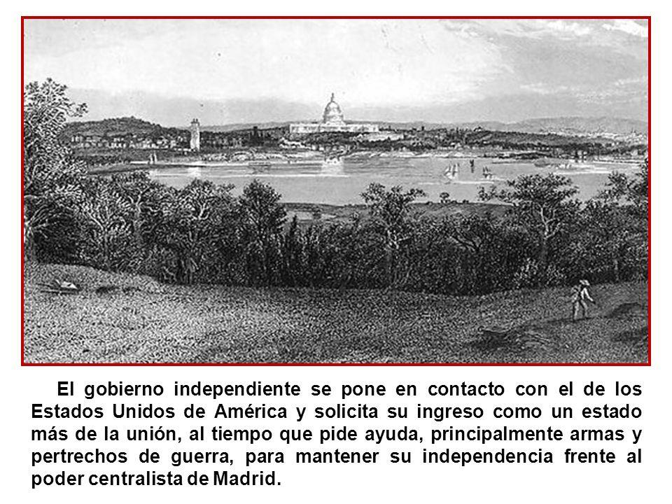Cartagena era en ese momento un país independiente
