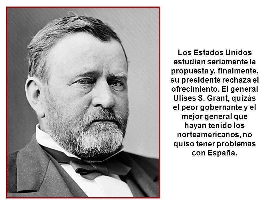 El gobierno independiente se pone en contacto con el de los Estados Unidos de América y solicita su ingreso como un estado más de la unión, al tiempo