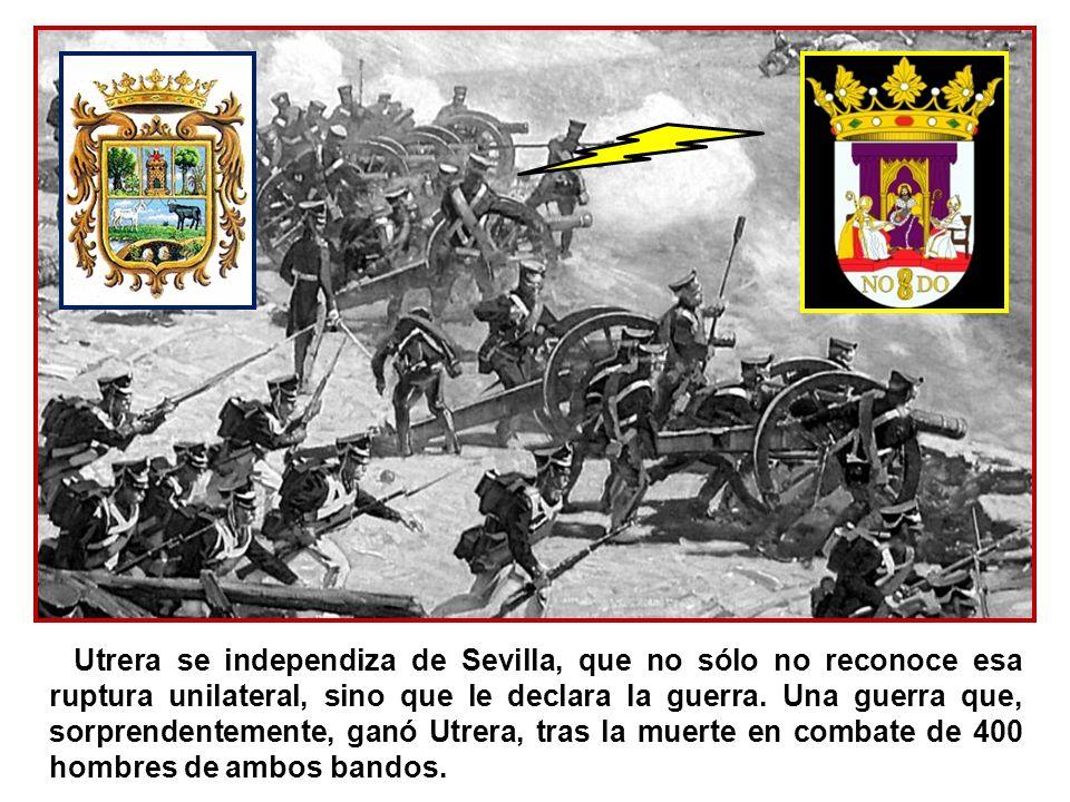 Mientras tanto, en el resto del España las cosas tampoco andan demasiado bien. Granada y Jaén se declaran la guerra por diferencias en sus