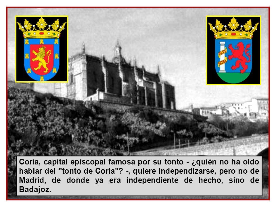 Utrera se independiza de Sevilla, que no sólo no reconoce esa ruptura unilateral, sino que le declara la guerra. Una guerra que, sorprendentemente, ga